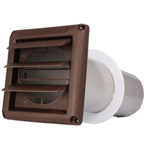 """3"""" (76cm) Dia Aluminum And Plastic Bathroom Exhaust Vent"""