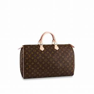 Louis Vuitton Tasche Speedy : speedy 40 monogram handbags louis vuitton ~ A.2002-acura-tl-radio.info Haus und Dekorationen