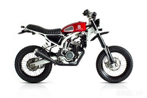 Modification Husqvarna Te 250 by Deus Husqvarna Te250 Bike Exif