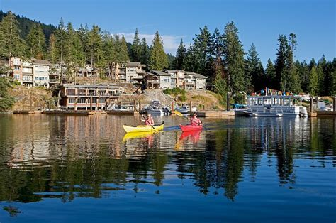 Boat Insurance Vancouver Island by Painted Boat Resort Spa Marina Vancouver Island The