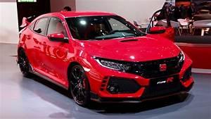 Honda Type R 2018 : 2018 honda civic type r first look 2017 geneva motor show great cars videos honda civic ~ Melissatoandfro.com Idées de Décoration