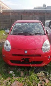 Used Toyota Passo for sale in Gaborone - Buy Used Toyota ...