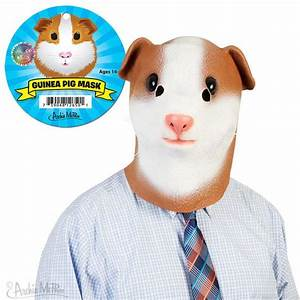 Guinea Pig Mask - Archie McPhee & Co