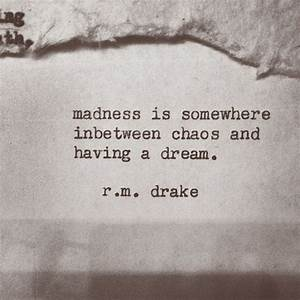 Typewriters, Th... Madness And Brilliance Quotes