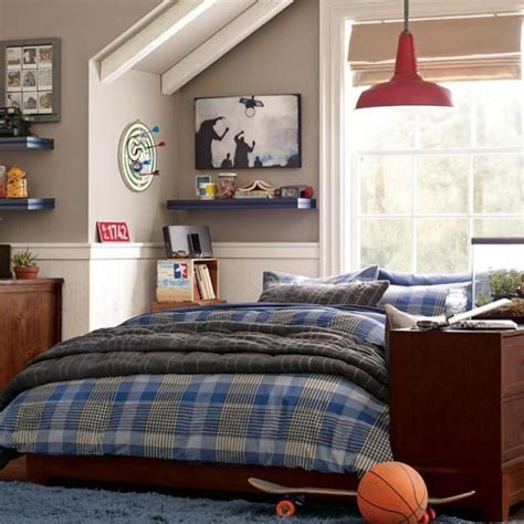teenage bedroom designs modern ideas  cool boys