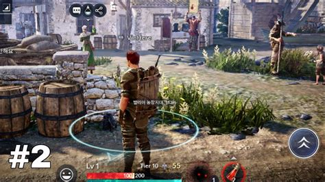 Top 10 Best Mmorpg Android, Ios Games 2018 #2