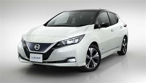 Nissan Electric Car by New Nissan Leaf Is Currently The Most Advanced Electric