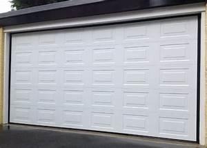 Alutech Georgian Insulated Sectional Garage Door