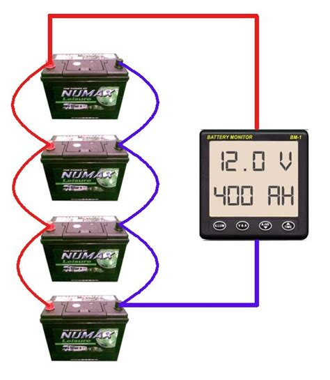 Boat Battery In Parallel by Battery Bank Parallel Or Series Sailnet Community
