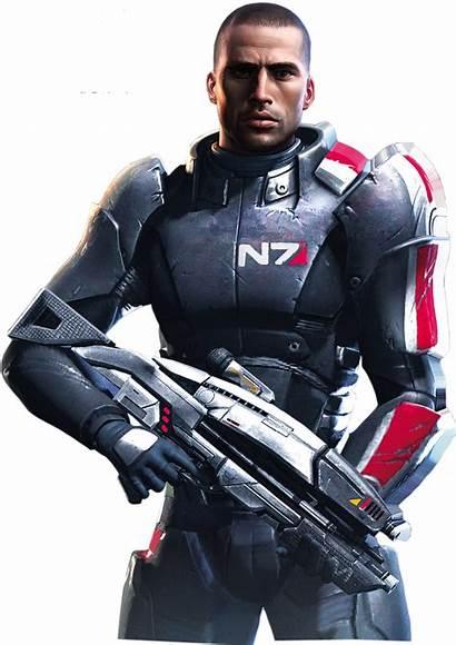 Shepard Commander Mass Effect Fanpop 1138
