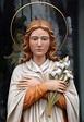 O bianco giglio dei campi, preghiera a Santa Maria Goretti