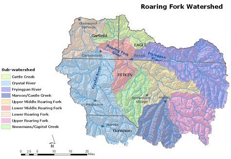 RFC | Roaring Fork Watershed Maps