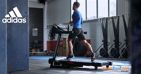 Discover The Adidas T-16 Treadmill