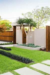 Petit Jardin Moderne : d corer son jardin moderne 55 id es pour petits espaces ~ Dode.kayakingforconservation.com Idées de Décoration