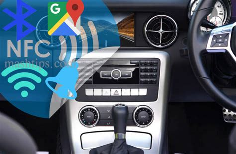 automate android automate android phone with nfc for car driving mode
