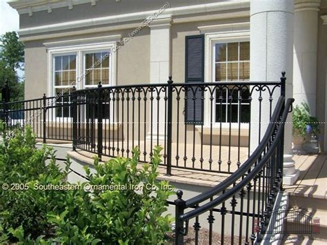 Porch And Step Railing  Southeastern Ornamental Iron Works. Open Plan Kitchen Living Room Flooring Ideas. Best Living Room Design Ideas 2018. Paint Color Ideas For Living Room With Wood Trim. Diy Small Living Room Makeover. Decorating Ideas For Living Rooms With Leather Furniture. Living Room Sconces. Flooring Living Room. Design Ideas For Black And White Living Room