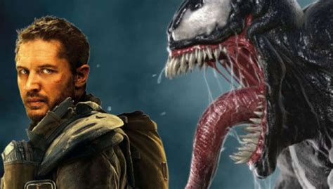 First Official Look At Tom Hardy In Venom Movie Revealed