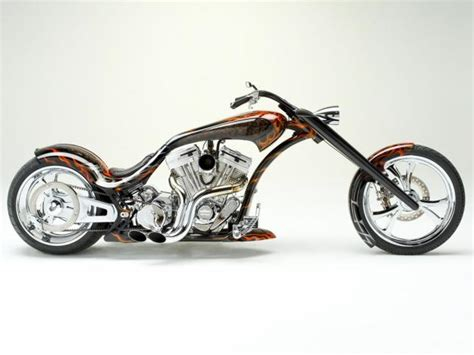 Veja Aqui Diversas Fotos De Motos Custom, Motos Customizadas