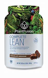 Plantfusion Complete Lean Plant Based Weight Loss Protein