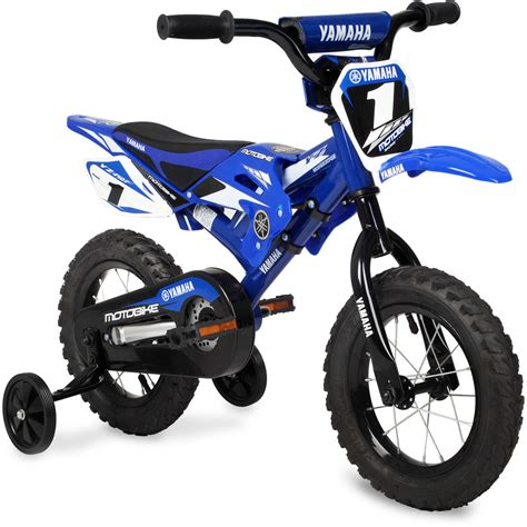 childrens motocross bikes 12 quot boys yamaha moto bmx bike sports bicycle kids