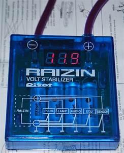 Diy  Fix On Your Own  33640uf Car Voltage Stabilizer Plus
