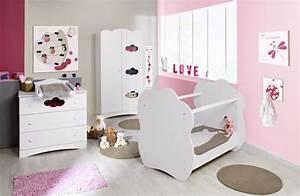 Veilleuse Lit Bébé : chambre b b fille papillon ~ Teatrodelosmanantiales.com Idées de Décoration