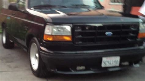 ford lightning supercharged youtube