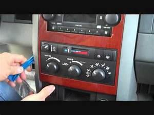 2005 Dodge Durango Radio Wiring : dodge durango stereo removal 2004 2007 youtube ~ A.2002-acura-tl-radio.info Haus und Dekorationen
