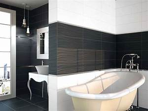 Carrelages Salle De Bain : idee deco carrelage salle de bain ~ Melissatoandfro.com Idées de Décoration