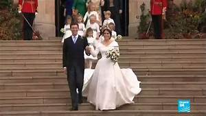 UK Royal wedding: Princess Eugenie marries businessman ...