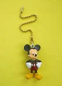 mickey mouse ceiling light fan pull ceiling fan pull