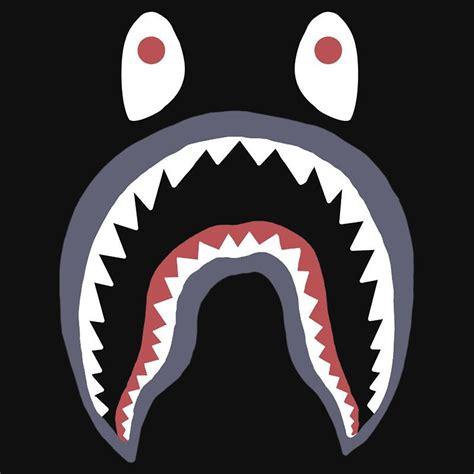Bape Shark: Stickers Redbubble