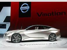 nissan vmotion 20 sedan wins best concept vehicle at