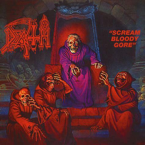 Death Scream Bloody Gore Vinyl Lp 1987 Us