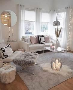 39, Beautiful, Romantic, Living, Room, Decor, Ideas