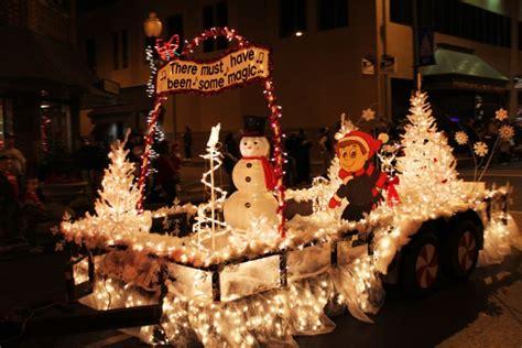 light up ocala 2017 santa claus parade town of richmond hill