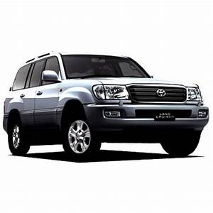 Toyota Land Cruiser  J100  - Service Manual