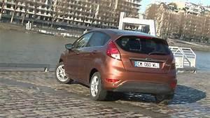 Ford Fiesta Nouvelle : essai nouvelle ford fiesta 1l ecoboost titanium 100ch youtube ~ Melissatoandfro.com Idées de Décoration