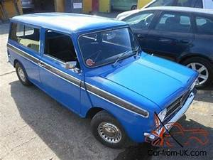 Austin Mini Clubman : austin mini clubman petrol automatic 1976 r ~ Gottalentnigeria.com Avis de Voitures