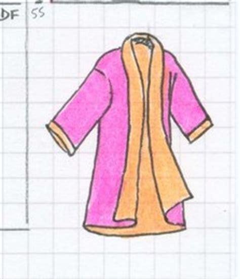 patron robe de chambre femme kimono réversible pop couture