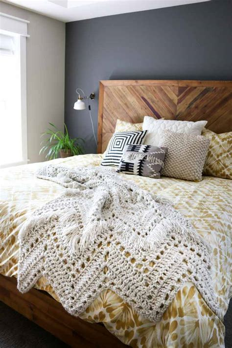 sedona fringed crochet throw  pattern