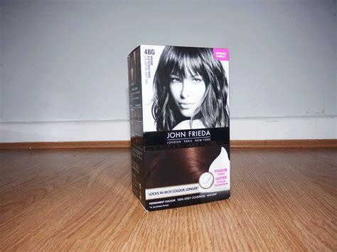 John Frieda 4gb Dark Chocolate Brown