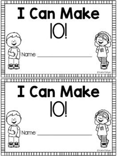 ten mini book classroom freebies preschool math 305 | 4b7459d4fa79ca60393e7b545ca03d14