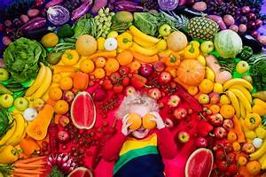 Fruits And Vegetable Rainbow | www.imgkid.com - The Image ...
