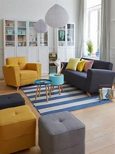 Table De Salon Alinea : salons on pinterest ~ Premium-room.com Idées de Décoration