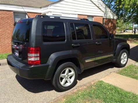 jeep liberty 2015 grey buy used 2011 jeep liberty limited sport utility 4 door 3