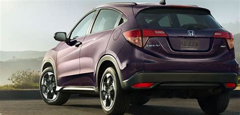 2019 Honda Hrv Release Date, Price, Specs, Changes