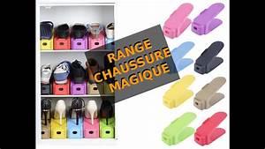 Range Chaussure Magique : range chaussure magique youtube ~ Teatrodelosmanantiales.com Idées de Décoration