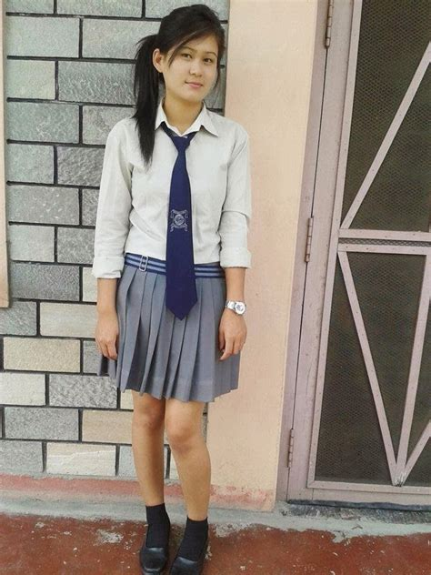 Nepali Teen School And College Girl Model Contest Nepali Model
