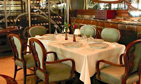 Adult Dining At Disney Remy Restaurant With A New Six